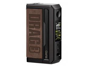 voopoo drag 3 177w grip easy kit sandy brown