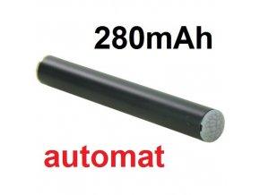 Baterie 280mAh 510 černá, automat pro elektronické cigarety