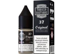 liquid flavormonks tobacco bastards salt no37 original 10ml 10mg 20mg