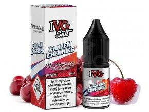 e liquid ivg salt frozen cherries 10ml