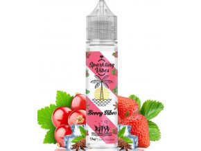 prichut sparkling vibes shake and vape 13ml berry vibes