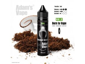 prichut adams vape shake and vape 12ml coconut octane