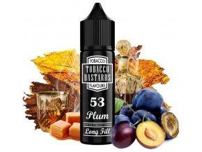 prichut flavormonks tobacco bastards no 53 plum 12ml