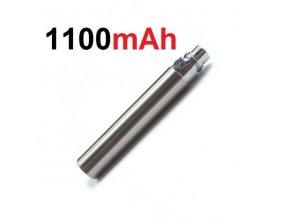 Baterie eGo 1100mAh - nerezová