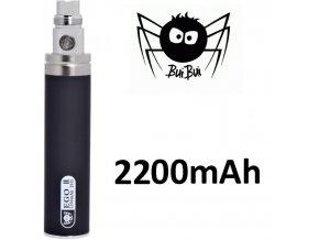 buibui gs ego ii baterie 2200mah black cerna