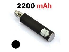 Baterie eGo 2200mAh - černá