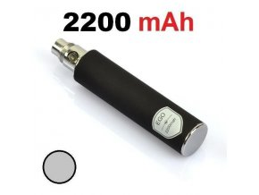 Baterie eGo 2200mAh - nerezová