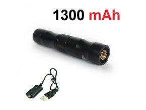 Baterie X6 1300mAh černá