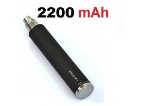 Baterie eGo-C Twist 2200mAh černá