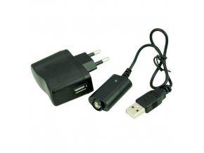 Nabíječka (USB) elektronická cigareta eGo KOMPLET