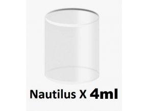aspire nautilus x pyrexove telo pro zvetseni objemu 4ml