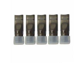 Náplně tank systém elektronická cigareta eGo-T (černá) 5ks