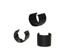Krytka tlačítka baterie elektronické cigarety eGo (černá)