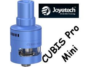 joyetech cubis pro mini clearomizer 2ml modry