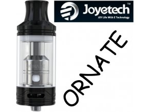 joyetech ornate clearomizer 6ml cerny