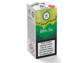 e liquid dekang green tea 10 ml zeleny caj