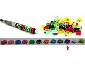silikonovy krouzek pro ego baterie baterii elektronickou cigaretetu ego fialovy