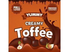prichut aroma na michani do bazi big mouth yummy 10ml creamy toffee