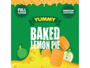 prichut aroma na michani do bazi big mouth yummy 10ml baked lemon pie