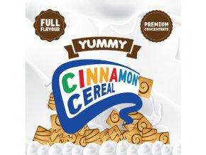 prichut aroma na michani do bazi big mouth yummy 10ml cinnamon cereal