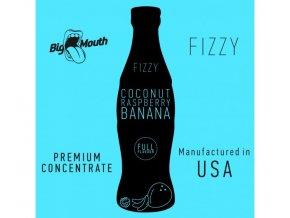 prichut aroma na michani do baze big mouth fizzy 10ml coconut raspberry banana