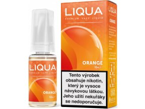 liqua e liquid elements orange 10ml pomeranc