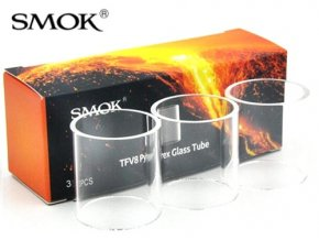 pyrexove sklo pro clearomizer tfv8 6ml