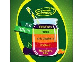 prichut aroma big mouth smooth summer ostruzinik ledove bobule