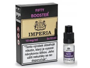 baze imperia fifty booster 10mg 5ks 5x10ml