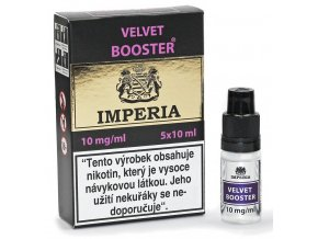 velvet booster imperia 10mg 5ks 5x10ml