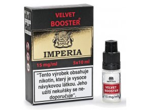 velvet booster imperia 15mg 5ks 5x10ml
