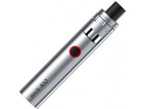 smok smoktech stick aio elektronicka cigareta 1600mah silver stribrna