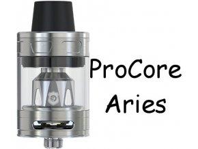Joyetech ProCore Aries Clearomizer 4ml stříbrný