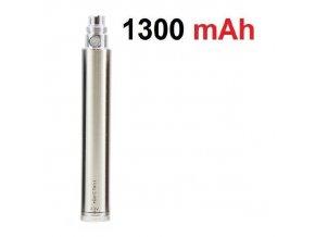 baterie ego c twist 1300mah regulace napeti nerezova
