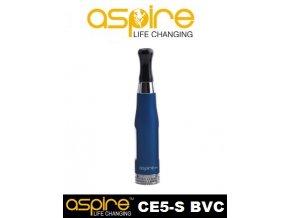 aspire ce5 s bvc clearomizer modry modra