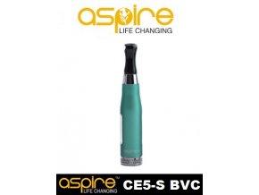 aspire ce5 s bvc clearomizer zeleny zelena