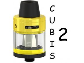 joyetech cubis 2 clearomizer 2ml yellow zluty
