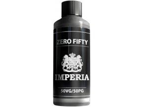 chemicka smes imperia fifty 1000ml pg50vg50 0mg jeden litr bez nikotinu