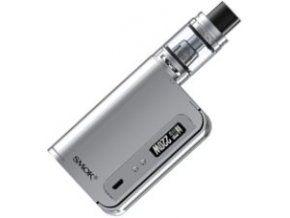 smok smoktech osub king 220w grip stribrna silver