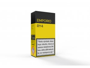 e liquid emporio ry4 10ml elektronicka cigareta