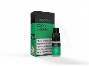 e liquid emporio coco cream 10ml
