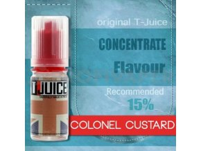 colonel custard prichut t juice 10ml na michani do baze elektronicka cigareta