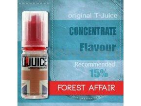 forest affair prichut t juice 10ml na michani do baze elektronicka cigareta