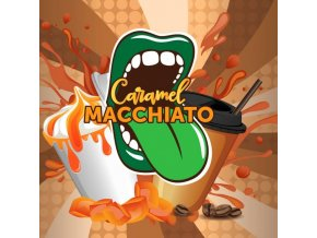 prichut big mouth classical caramel macchiato 10ml