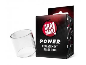 pyrexove sklo sklicko aramax power 5ml