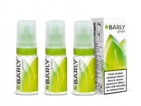 barly green e liquid 3x10ml elektronicka cigareta