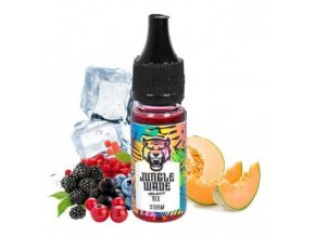 jungle wave red storm ledove cervene plody prichut aroma e liquids flavours 10ml