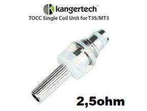 kangertech tocc zhavici hlava pro t3s mt3 25ohm