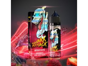 prichut imperia shark attack shake and vape 10ml berryato