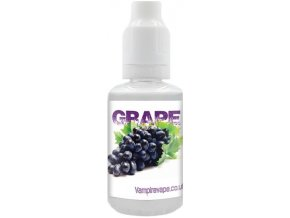 prichut aroma vampire vape 30ml grape